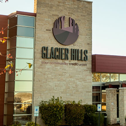 view Glacier Hills Credit Union case study